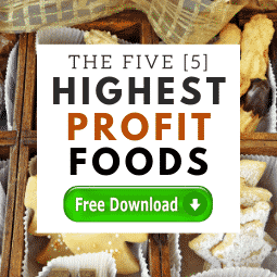 5 Highest Profit Cottage Foods