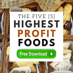5 Highest Profit Cottage Foods