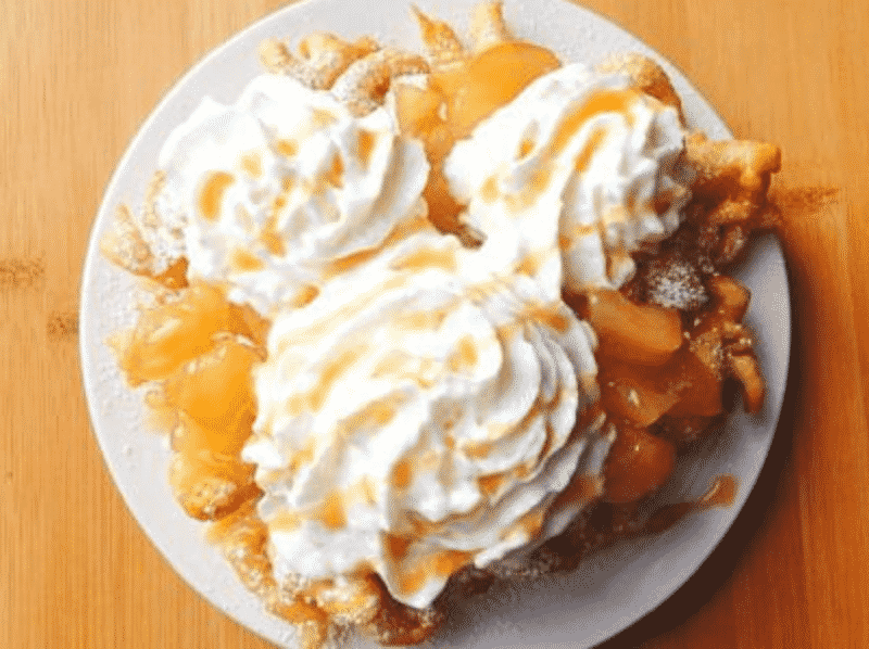Funnel Cake Vending