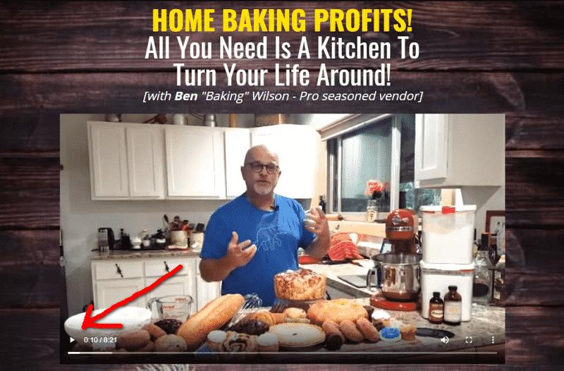 Home Baking Profits