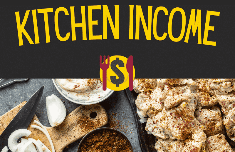 Home Cooking Business - Kitchen Income